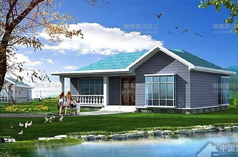 轻钢结构的优点 - 行业知识 - 郴州木别墅|轻钢别墅